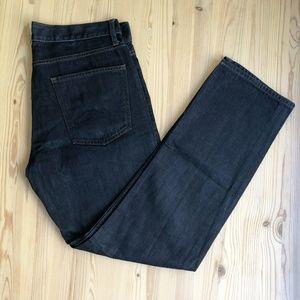 EUC Men's Jeans GAP 1969 Slim Resin Rinse 33x30